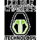 美利达山地车DOUBLE CHAMBER TECHNOLOGY 双通道技术