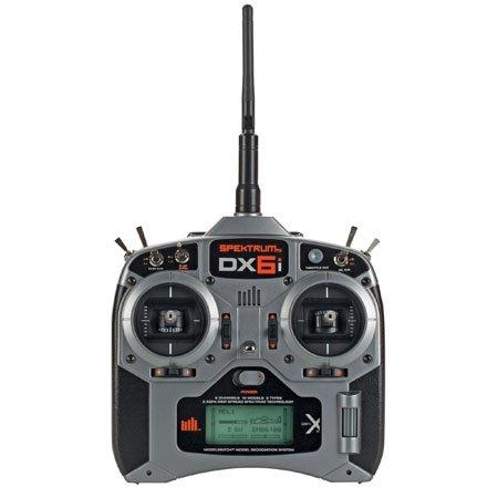 Spektrum 6 Channel DX6i Transmitter Only